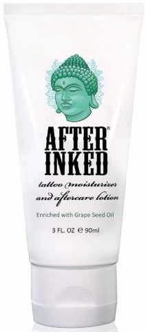 After Inked Tattoo Moisturizer