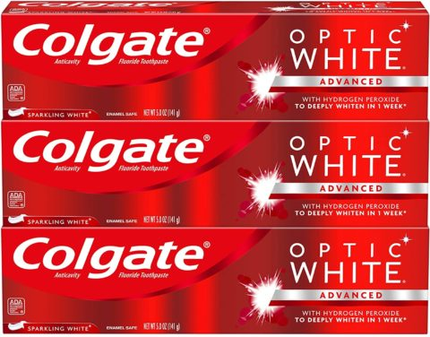 Colgate Optic White Whitening