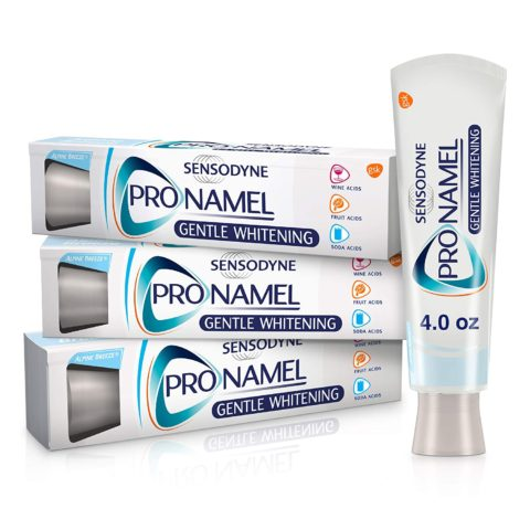 Sensodyne Pronamel Gentle Teeth