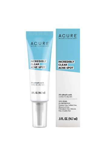 ACURE Incredibly Clear Acne