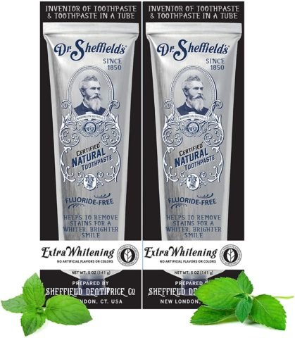 Dr. Sheffield's Certified Natural
