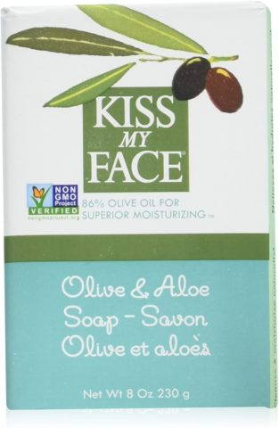 Kiss My Face Soap Bar