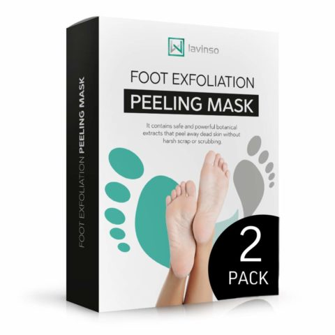 Foot Peel Mask 2 Pack